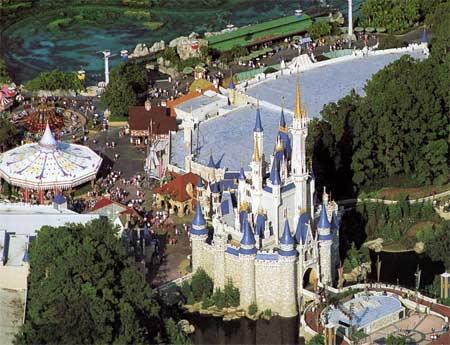 Viajar a Disney