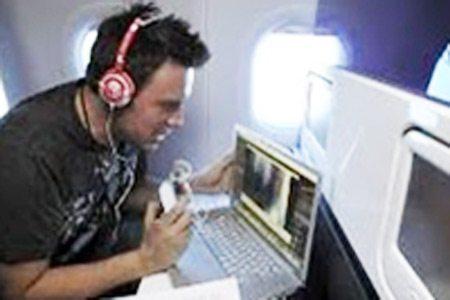 Viajar en avion con tu notebook