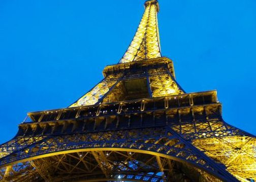 viajar a paris