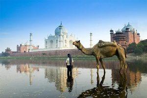 Viajar a la India