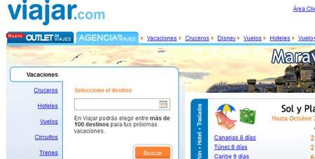 agencia viajar