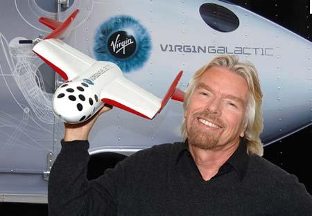 viajes al espacio