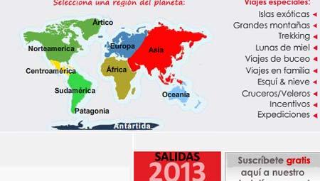 agencias de viajes online